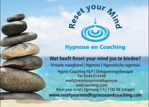 Reset your mind coaching